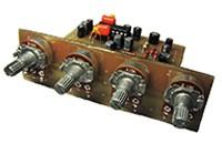 Двухканальный темброблок TA7630P